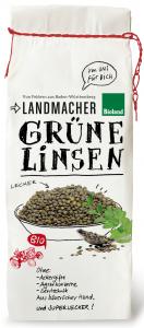 Landmacher Grüne Linsen packshot